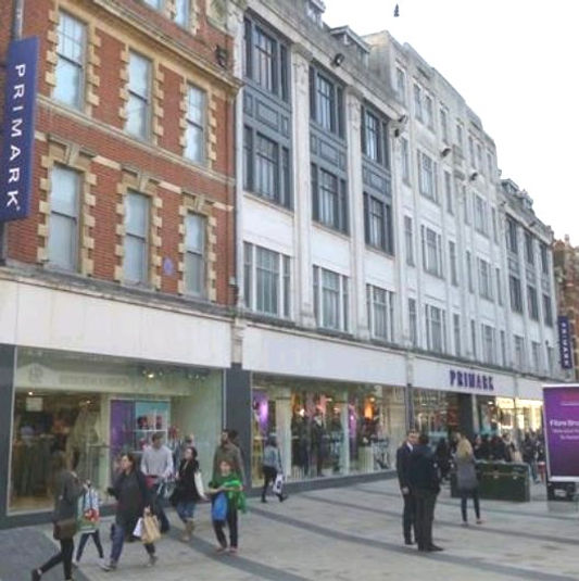 shops in bromley