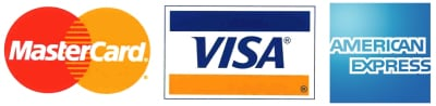 Debit credit card accepted image